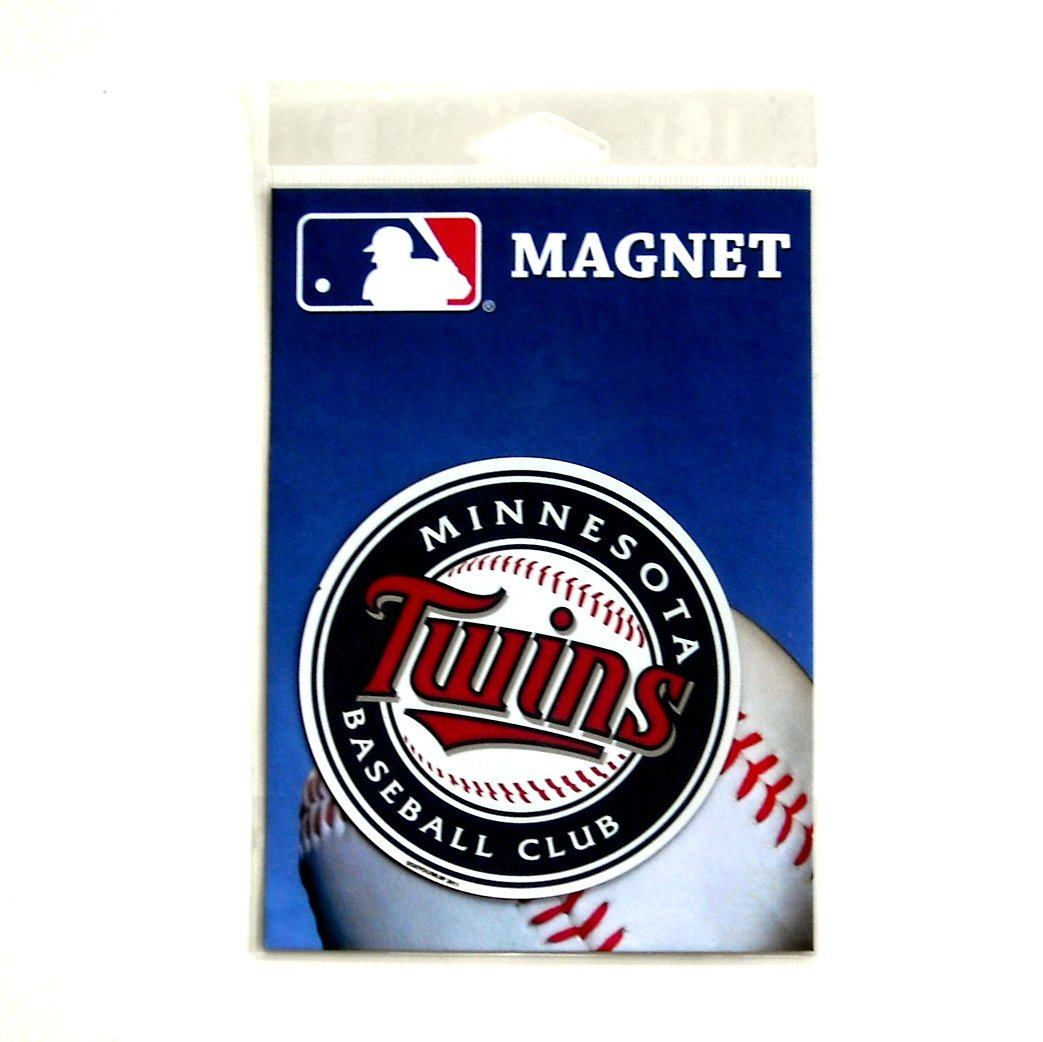 Minnesota Twins Baseball Club Officially Licensed MLB Siskiyou Magnet