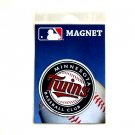 Minnesota Twins Baseball Club Officially Licensed MLB Siskiyou Magnet