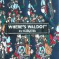 Where Is Waldo Vintage Schreter Necktie Tie
