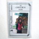 Chelsea Vest Dos De Tejas Sewing Pattern 2033