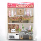 Christmas Decorations Simplicity Sewing Pattern 0939