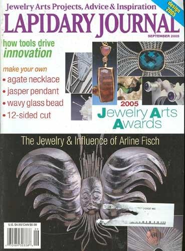 Lapidary Journal Magazine September 2005