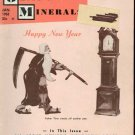 Gems & Minerals Magazine January 1963