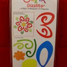 Sizzix Sizzlits Build a Flower Set of 4 Dies