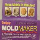 Sculpey Mold Maker & Polymer Clay Conditioner