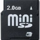eeelectronics 2GB Mini SD Card with adapter