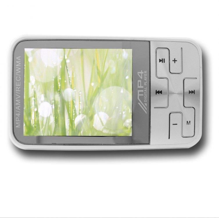 eeelectronics 2-Inch TFT Screen 1GB MP3/MP4 Player