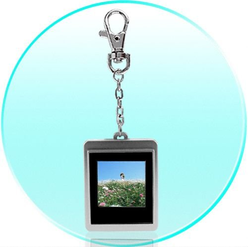 eeelectronics 1.5 inch Digital Photo Frame Keychain