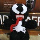 Super Villian Crochet doll: Venom