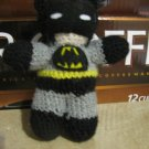 Super Hero Crochet doll: Batman