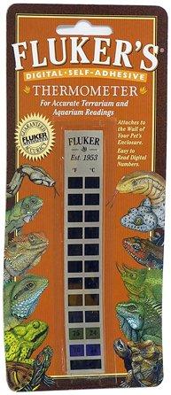 Flucker's Digital Thermometer For Reptiles & Amphibians
