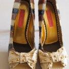 Betsey Johson Nina Heel  Size 7.5M