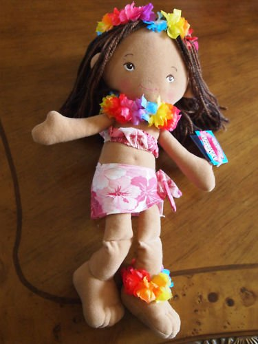 Island Friends Malia Doll