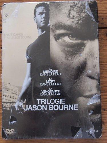 JASON BOURNE TRILOGIE (TRILOGY)  FRENCH VERSION