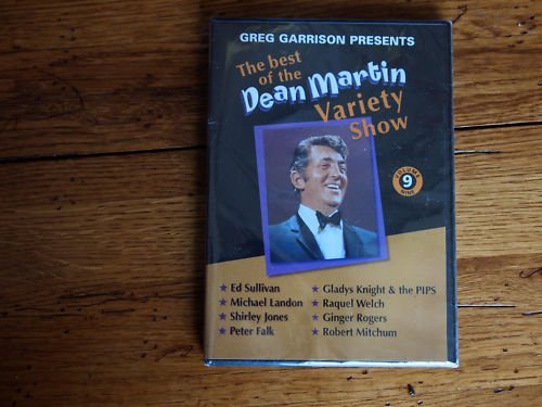 The best of Dean Martin Variety Show Volume 9
