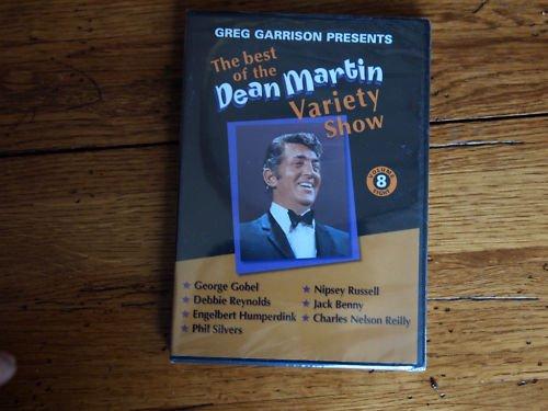 The best of Dean Martin Variety Show Volume 8
