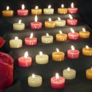 Sparkling Tealight Candles-Raspberry Zinger