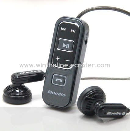 Bluedio-AV890 Stereo Bluetooth Earphone Bluedio AV890 -- Freeshipping