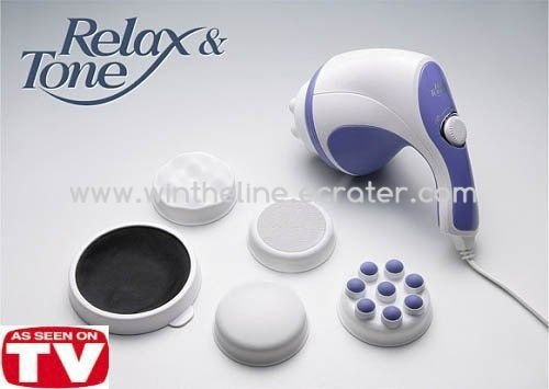 MAMBO BODY MASSAGER /Manipol Body Massager Massage,Handheld massager(110v/220v) -- Freeshipping