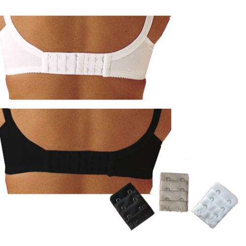 Bye Bra provides the new generation of bra extenders with flexible ends to fit every 2-hook oraplanrans.tk extenders are extension pieces for any bra that is too tight, giving a better fit to any Bra that is too small.