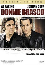 Donnie Brasco - DVD - Al Pacino, Johnny Depp