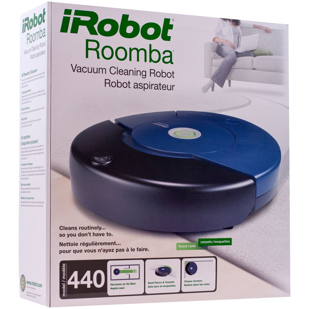 iRobot Roomba 440 Vacuum Cleaner - NEW