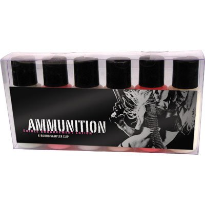 Ammunition Sampler