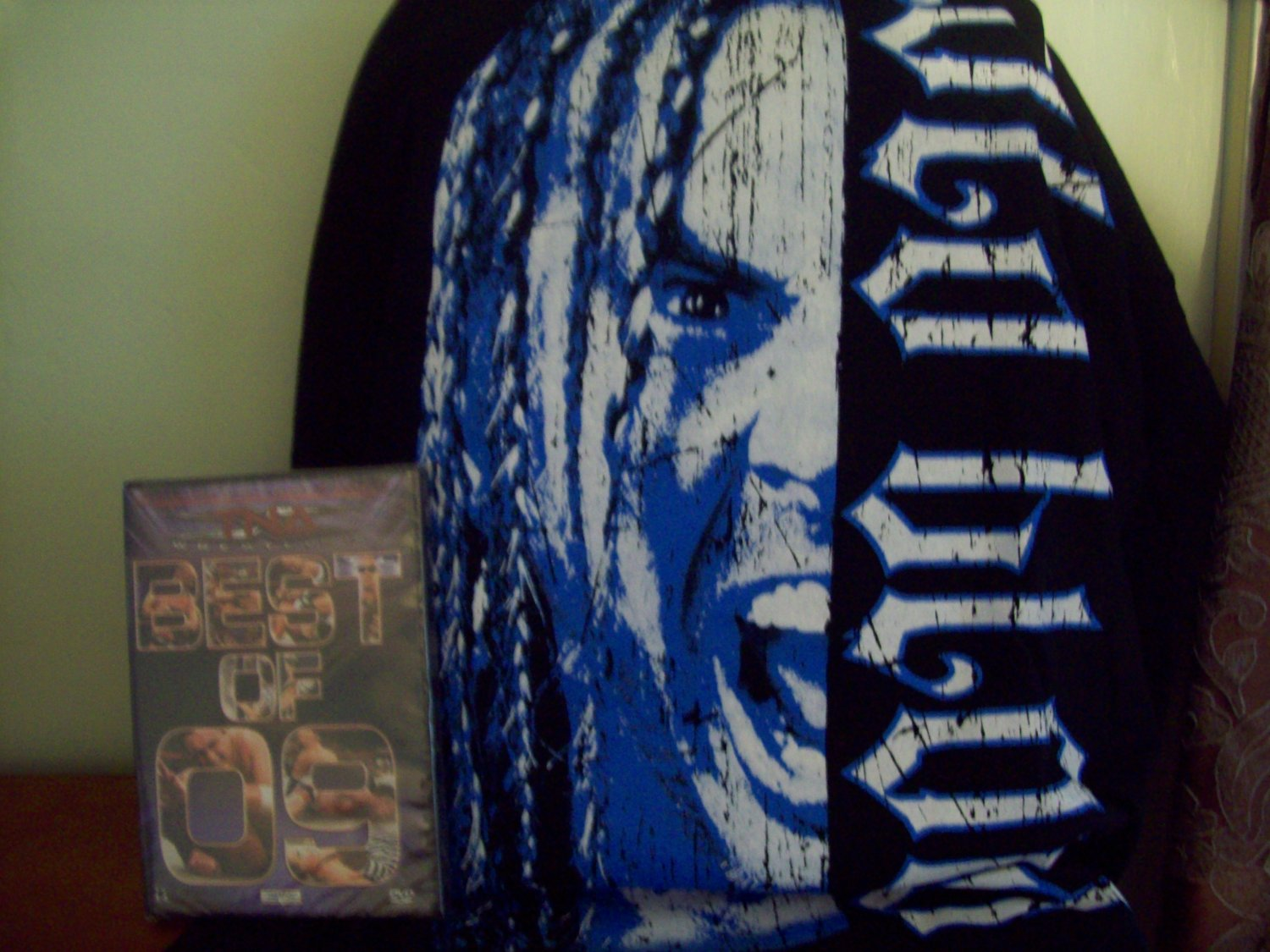 NEW!! TNA Matt Hardy T-Shirt & DVD Combo 3xl
