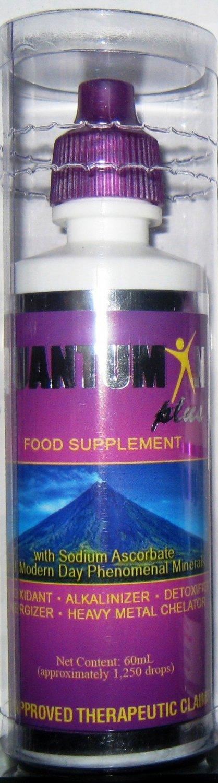 Quantumin Plus Multi -Mineral Concentrate Drops 60ml (1 Bottle)
