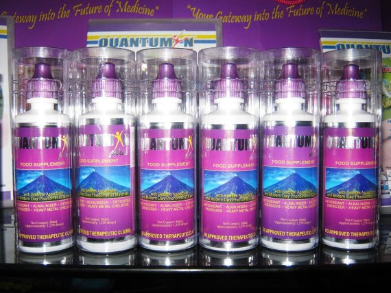 Quantumin Plus Multi Mineral Concentrate Drops - 60 ml (6 Bottles Pack)