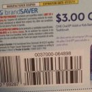 $3 OFF ONE Oral B Adult or Kids Battery Toothbrush  exp 7/31 - Lot of 20