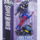 Justice League UnLimited  Huntress, The Atom, Batman