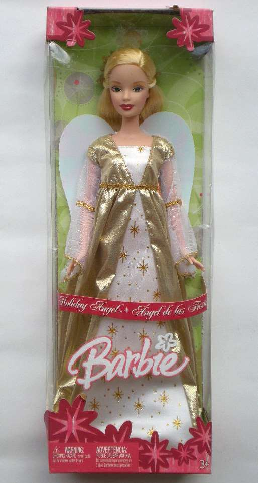 BARBIE Holiday Angel (2005)