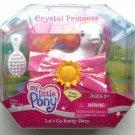 MY LITTLE PONY Crystal Princess  Let's Go Sunny Daze
