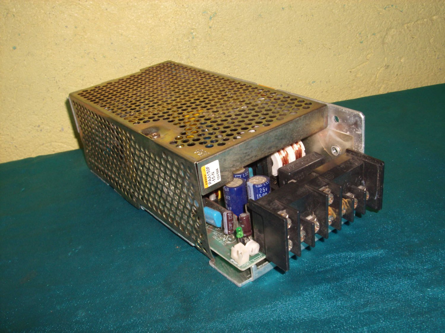 Cosel PAA150F-15-R Power Supply 15V 10A