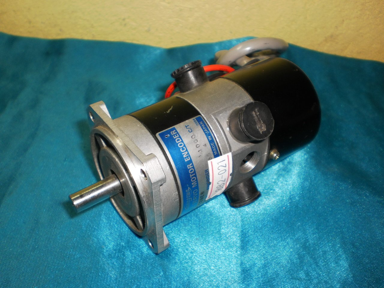 Tamagawa ts1982d128e8 dc servo motor encoder for Dc servo motor with encoder
