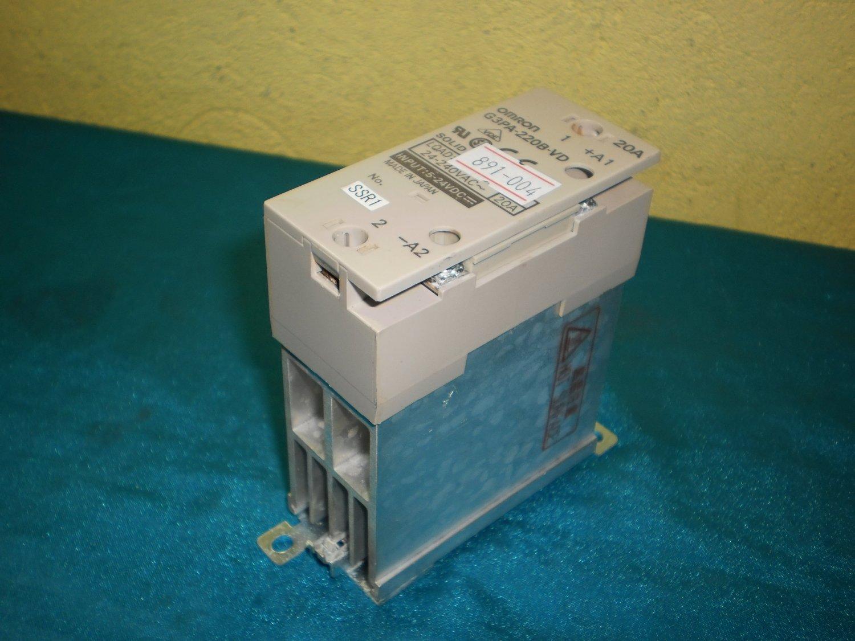 Omron G3PA-220B-VD Relay
