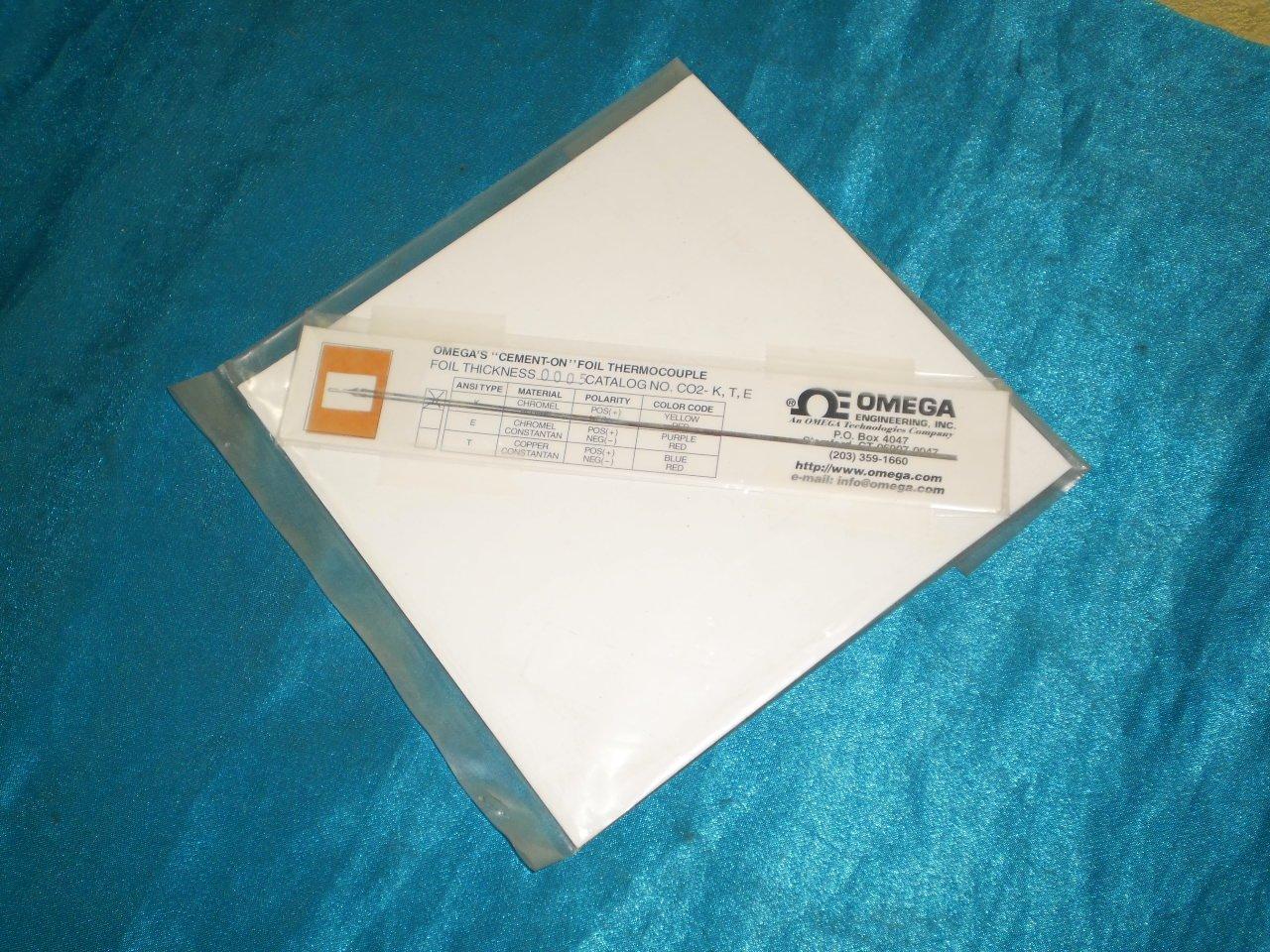 Omega C02-K Thermocouple