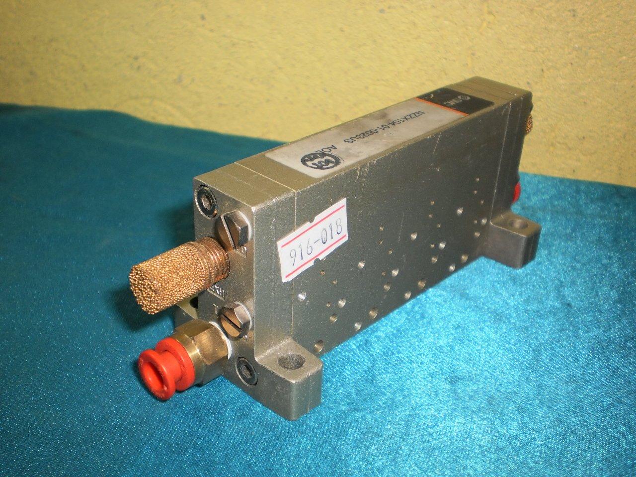 SMC NZZX104-01-0023US Valve