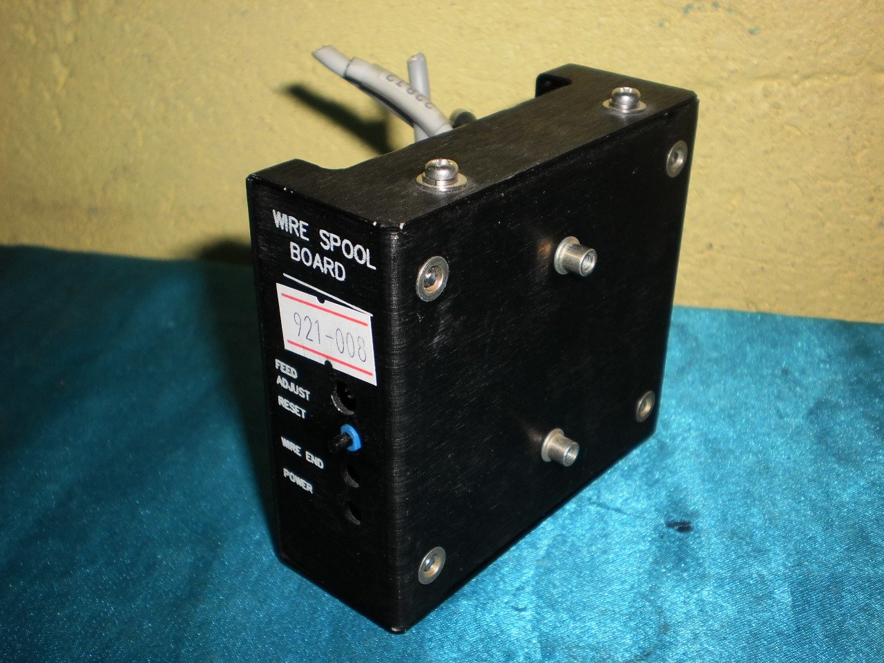 ASM 03-28228 REV B Wire Spool Board