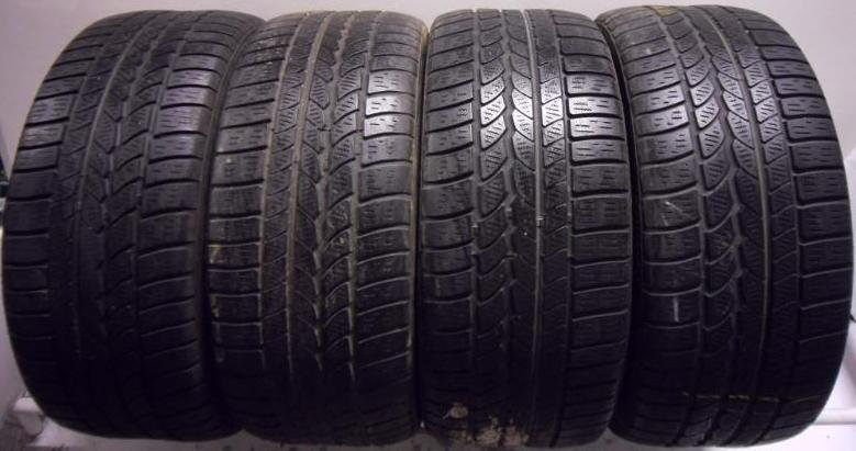 4 2454517 Continental 245 45 17 Winter Contact TS790V Part Worn Used Tyres