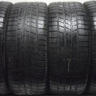 4 2354517 Pirelli 235 45 17 Winter Part Worn Car Tyres 210 Snow sport x4 Four HR