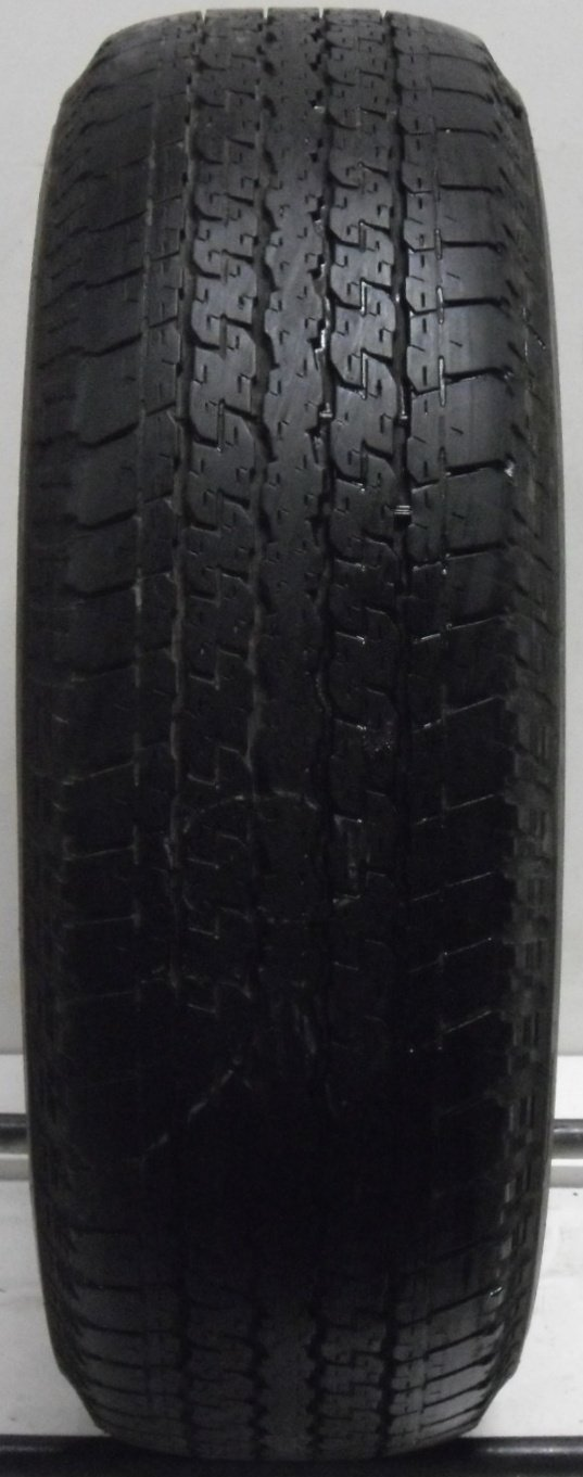 1 2457016 Bridgestone 245 70 16 Part Worn Car Tyres SUV 4x4 Dueler H/T 840 x1 5mm to 6mm