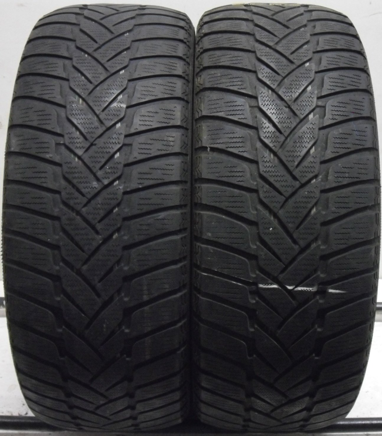 2 2355517 Dunlop 235 55 17 Part Worn Car Tyres SP WINTER SNOW Sport M3 x2 Two 4mm to 4.5mm