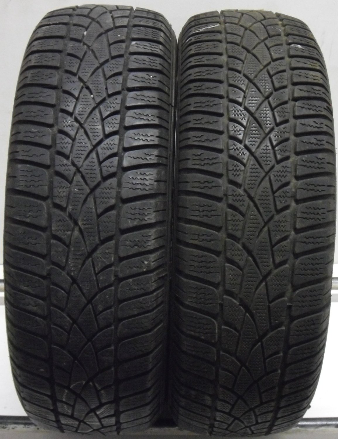 2 1956515 Dunlop 195 65 15 WINTER MUD SNOW Sport Part Worn Used Tyres x2 Two 3D 4mm to 5mm