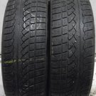 2 1855514 Yokohama 185 55 14 AVS Winter Part Worn Used Tyres Mud Snow Cold x2
