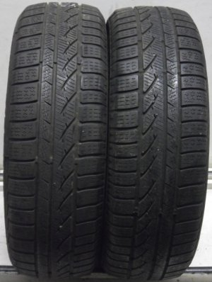 2 1856515 Continental 185 65 15 Winter Part Worn Winter Tyres M0 Mercedes Spec x2