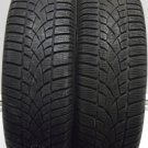 2 1956515 Dunlop 195 65 15 SP Winter Sport 3D Part Worn Used Mud Snow Tyres x2