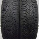 2 1956515 Fulda 195 65 15 Winter Mud Snow Part Worn Used Tyres x2 91TR