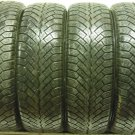 4 1956515 Semperit 195 65 15 Winter Sport grip part worn snow Used Tyres